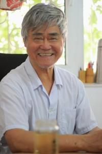Meestul Zhu Rong Fu, specialist in acupunctura