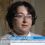 Dr Alice Popescu, medic primar, competenta in acupunctura