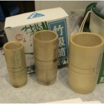 Ventuze din bambus